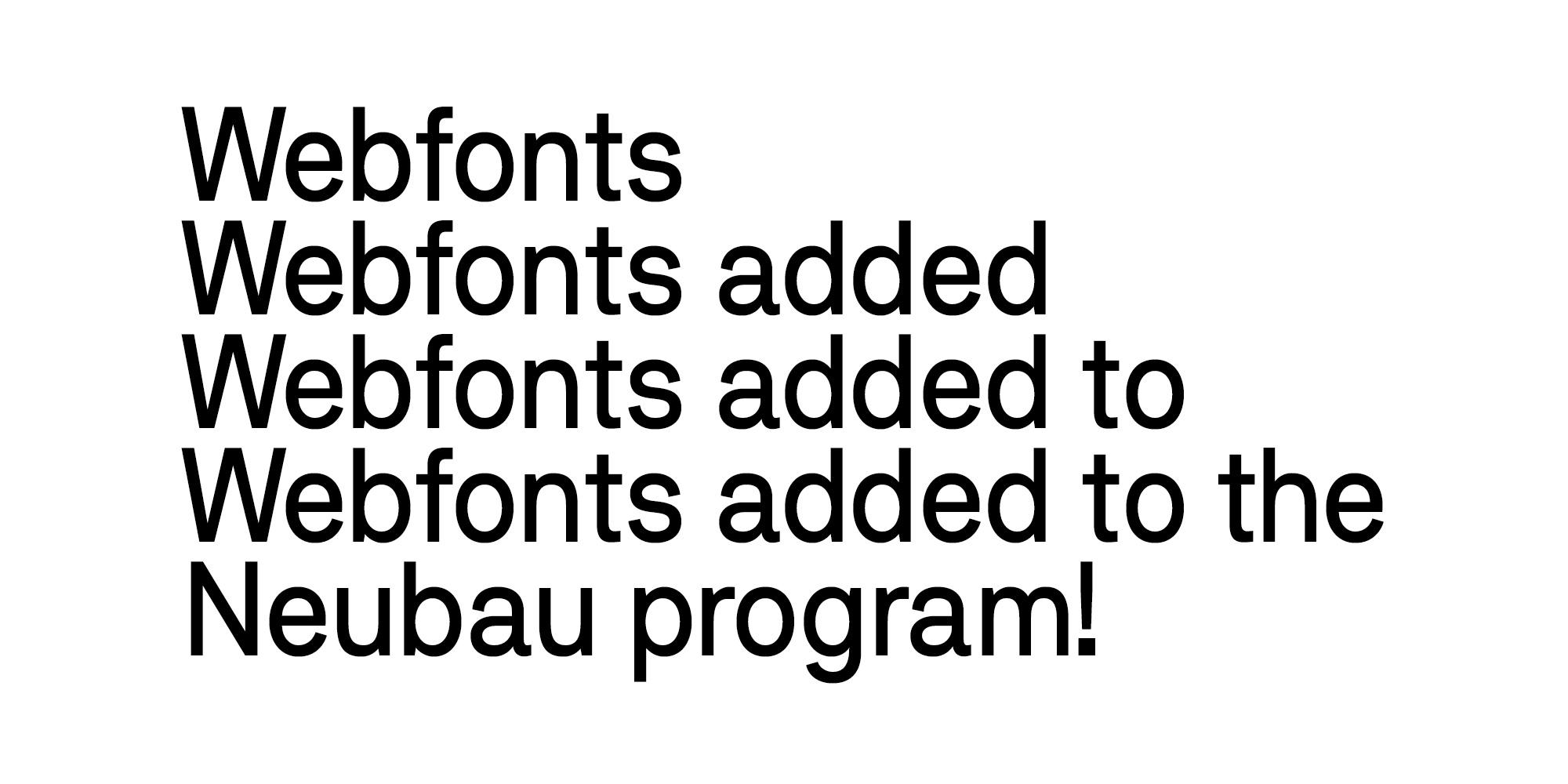 NBL-WebFontsProgram